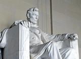 Abraham Lincoln Statue, Lincoln Memorial, Washington DC