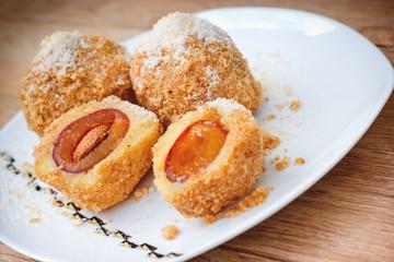 Desserts - delicacy