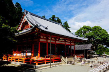 Japanese Temple / Victory Temple / Katsuo-ji / Winner's Luck