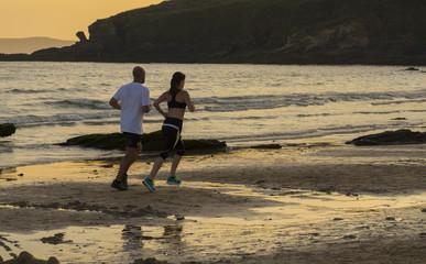 Deporte en la costa