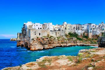 scenic Italy. Polignano al mare, Puglia