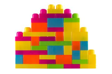 colorful jigsaw blocks, kids toy