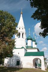 Церковь Николы Рубленого, Ярославль