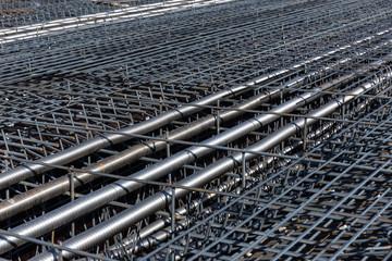 Ferro-concrete reinforcements