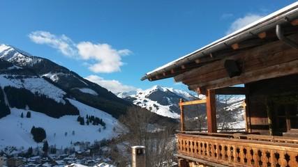 Alpen Hütte