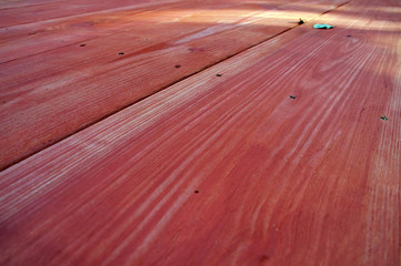 wooden picnic table top background