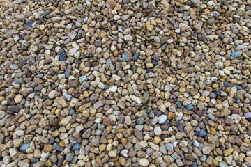 Texture River Gravel