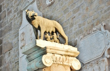 Rome,Capitoline she-wolf