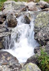 mountain streams, Slovakia, Europe