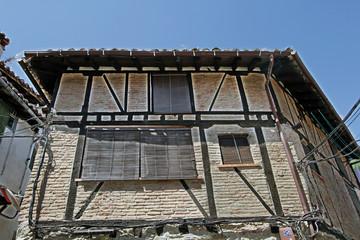 Casa típica, Guisando, Ávila, España