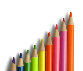 Color Pencil Scale