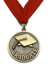 Large Graduate Medal