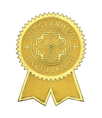 Outstanding Excellence Seal