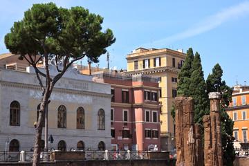 Largo Argentina in Rom