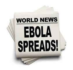 Ebola Spreads
