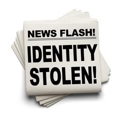 News Identity Stolen