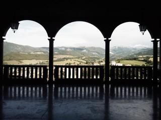 Panorama montanaro