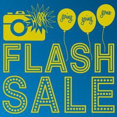 Flash Sale announcement