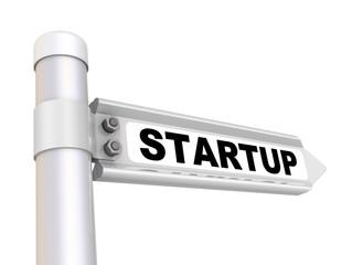 Запуск (startup). Дорожный указатель