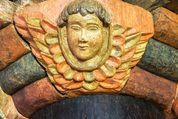 Jesuit Mission Artwork Detail