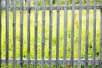 old rural fence