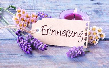Erinnerung - Memories