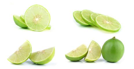 lime fruit set