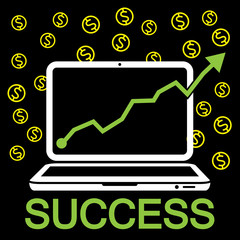 bussiness online success