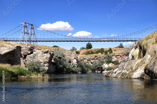 Thermopolis / Bighorn river - Wyoming (USA) - 69188459