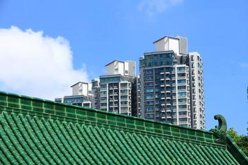 Old and New, Hong Kong