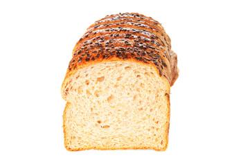 Wheat bread closeup