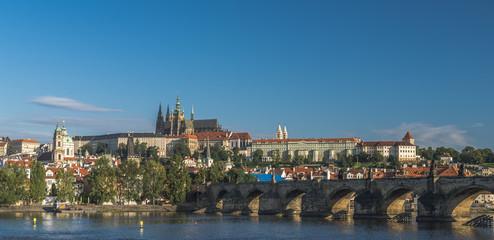 Чехия Прага Карлов мост