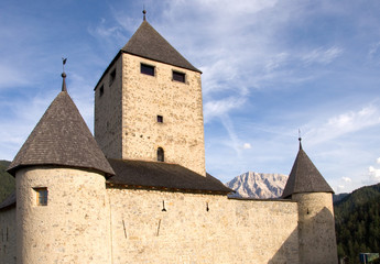 Schloss Thurn - St. Martin in Thurn - Dolomiten