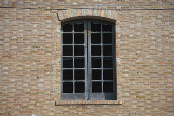 Windows with bars