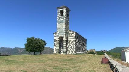 Eglise de Saint Michel à Murato - Corsica