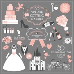 Wedding set.