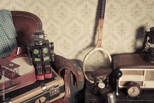 Zdjęcia Attic vintage treasures