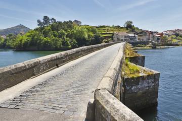 Pontesampaio bridge