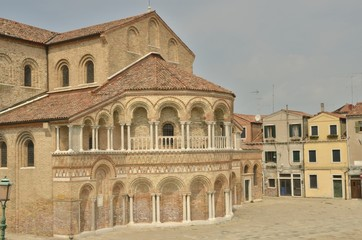 Church of Santa Maria e San Donato in Murano, Italy