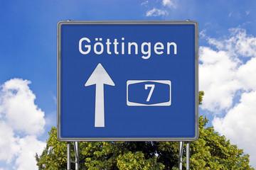 A7 Richtung Göttingen