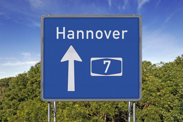 A7 Richtung Hannover