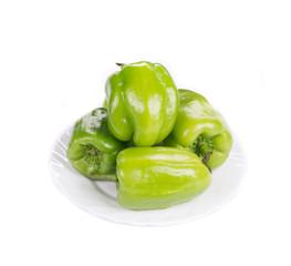 Fresh juicy bell peppers.