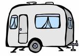 doodle caravan - 69197214