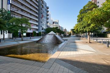 千葉市新宿公園