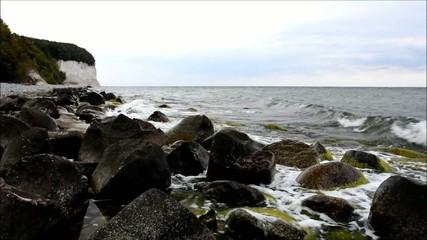 Kreideküste auf Rügen