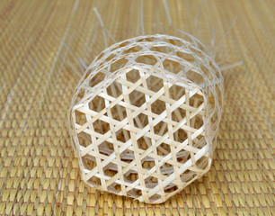 wicker basket container