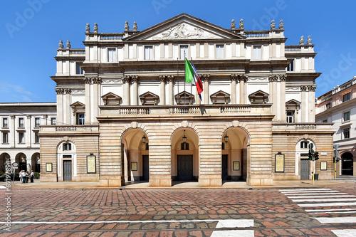 Teatro alla Scala in Mailand