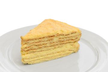 yellow delicious cake