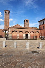 Basilica di Sant'Ambrogio in Mailand