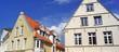 JEVER ( Ostfriesland ) - Altstadtpanorama